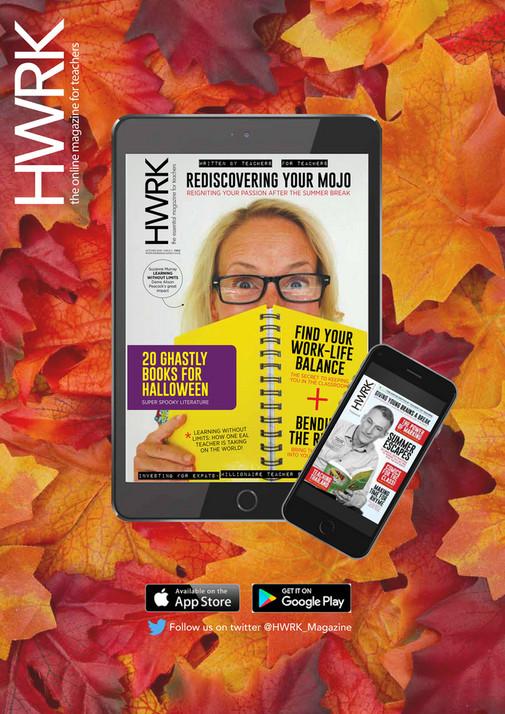 HWRK MAGAZINE - HWRK Magazine: Issue 5 - Winter 2018 - Page 1