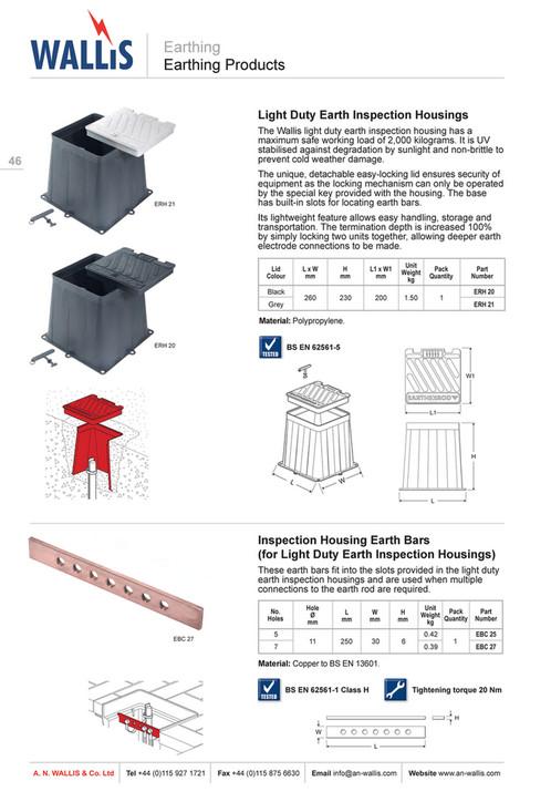 A  N  Wallis & Co Ltd - A N Wallis Product Catalogue - Page 48-49