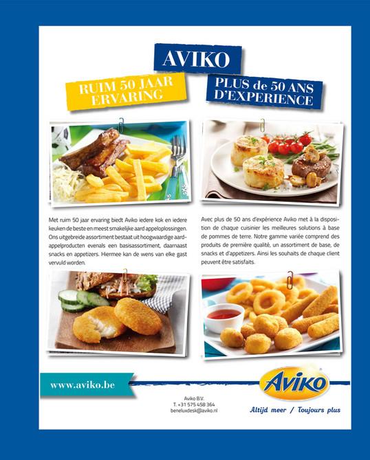 50 jaar aviko solutions METRO FR   Chef 30   Page 34 35 50 jaar aviko
