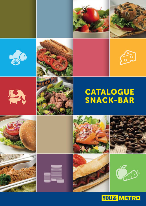 solutions-METRO-FR - Catalogue Snack-bar - Page 2-3