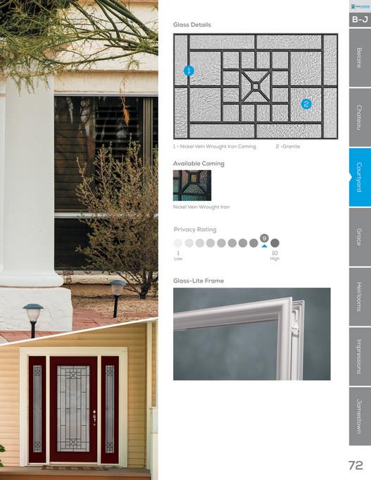 MMI DOOR - MMI DOOR - Price Brochure - Page 74-75