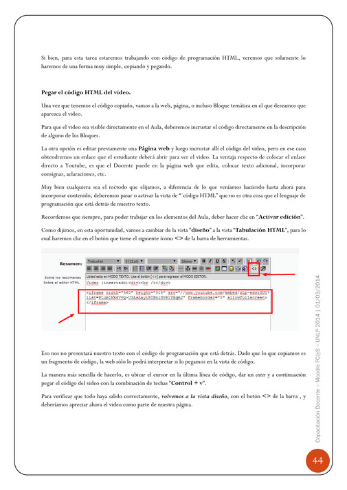 My publications - Capacitación Moodle FCJyS-UNLP - Página 44-45 ...