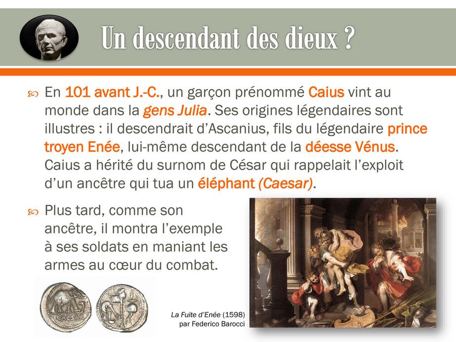 César Biographie Page 2 Created With Publitas Com