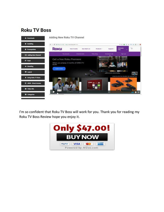 jack-review - Roku TV Boss Review - Page 6-7 - Created with Publitas com