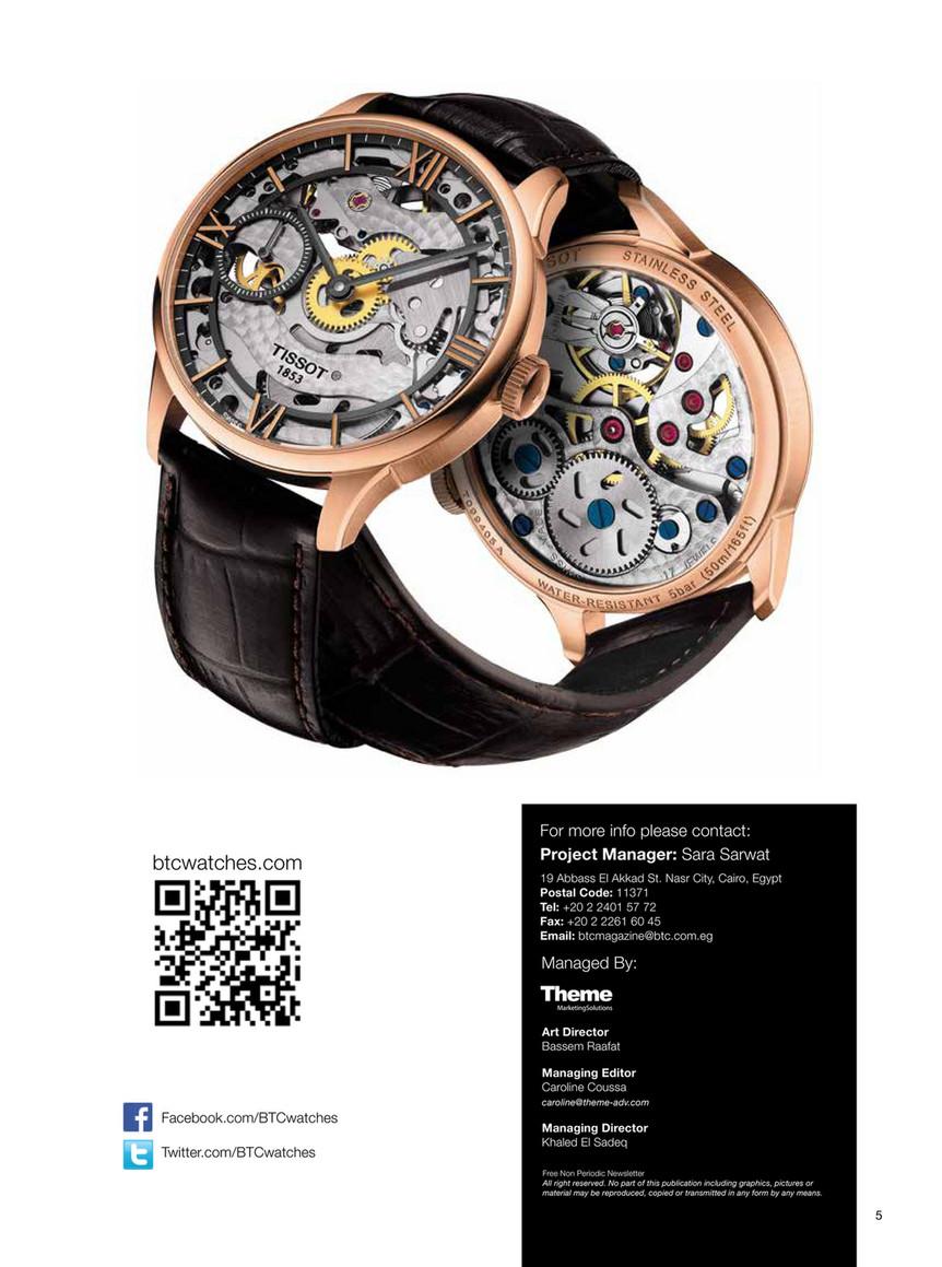 btc laikrodžiai kairo