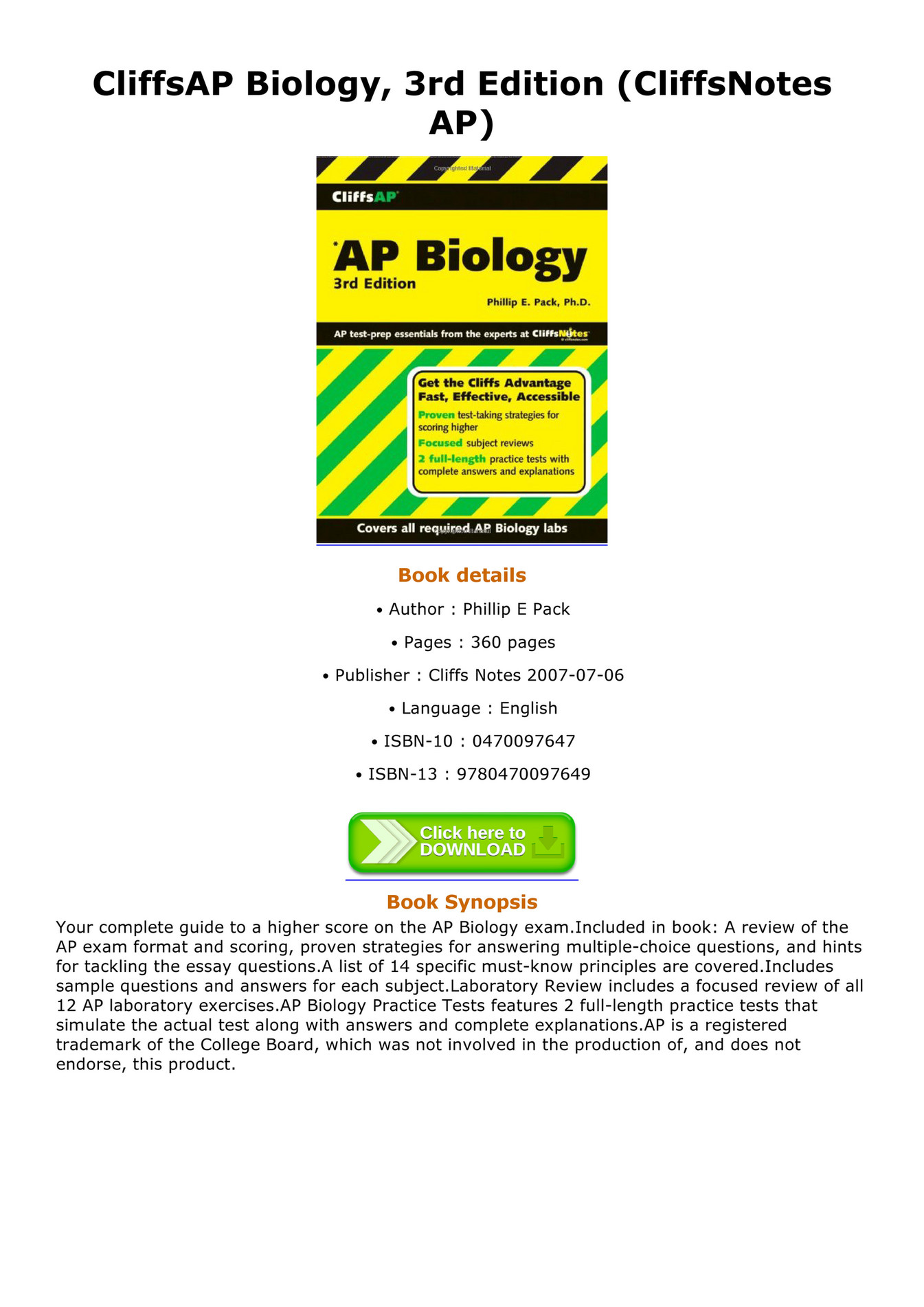 college board ap biology essays answers