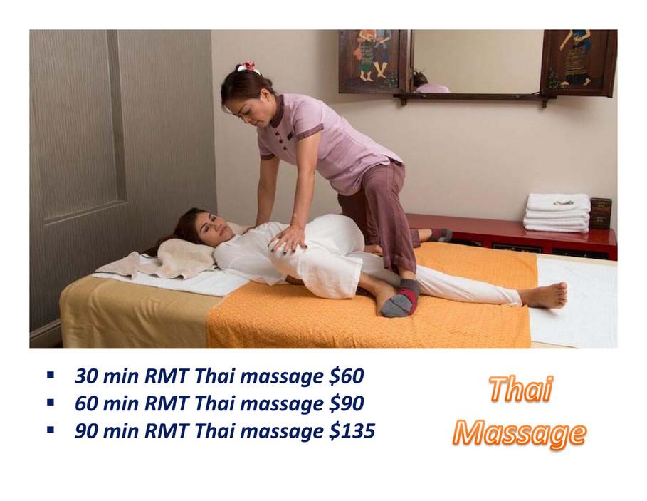 King Thai Massage Health Care Centre - Registered Massage