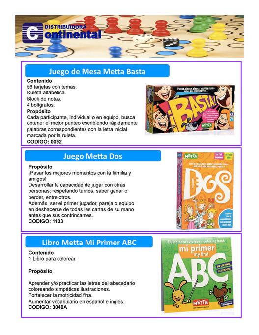 Dismart Juegos De Mesa Catalogo Continental 2017 Page 12 13