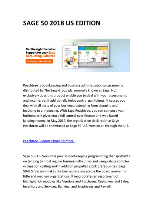 Peachtree Accounting Pdf