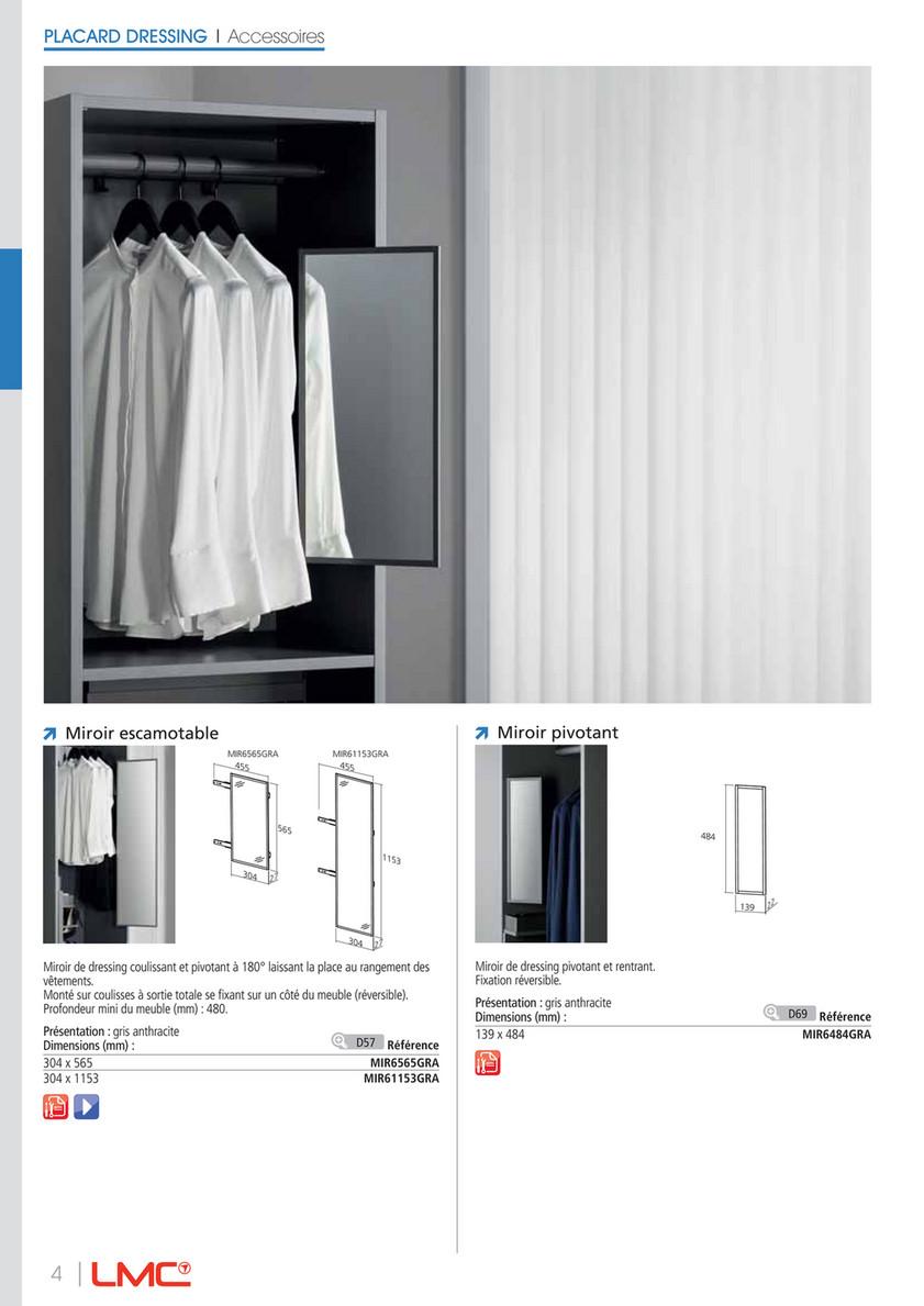 Profondeur D Un Placard Dressing lmc group - 2019 11 zoom dressing ligne pure fr bd - page 2