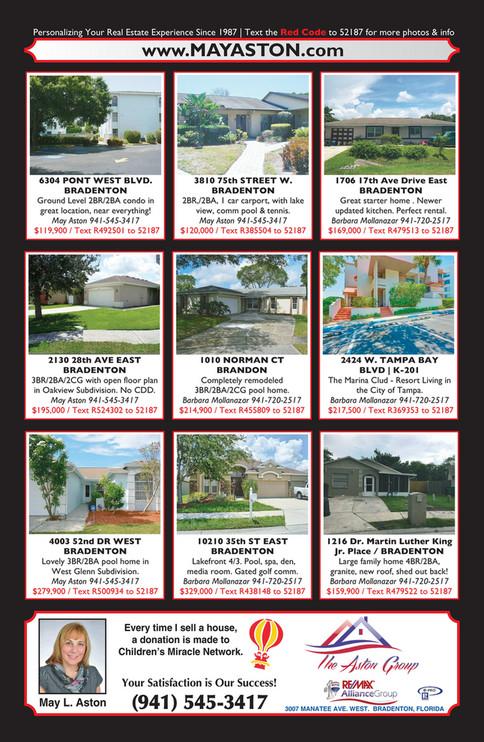 Beaches Marketing - Sarasota, Charlotte & Manatee County Real Estate
