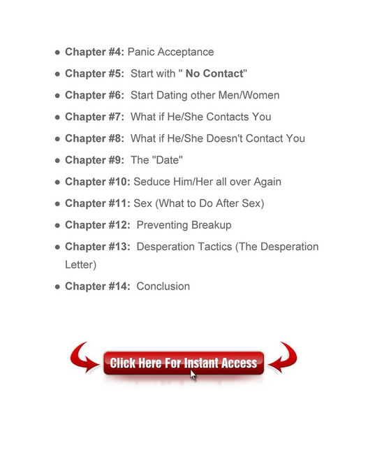 The Ex Factor Guide PDF Ebook Book Download Review   Brad Browning