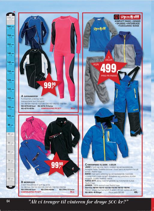 Sportmann AS - Sportmann Jul 2014 - Side 64-65
