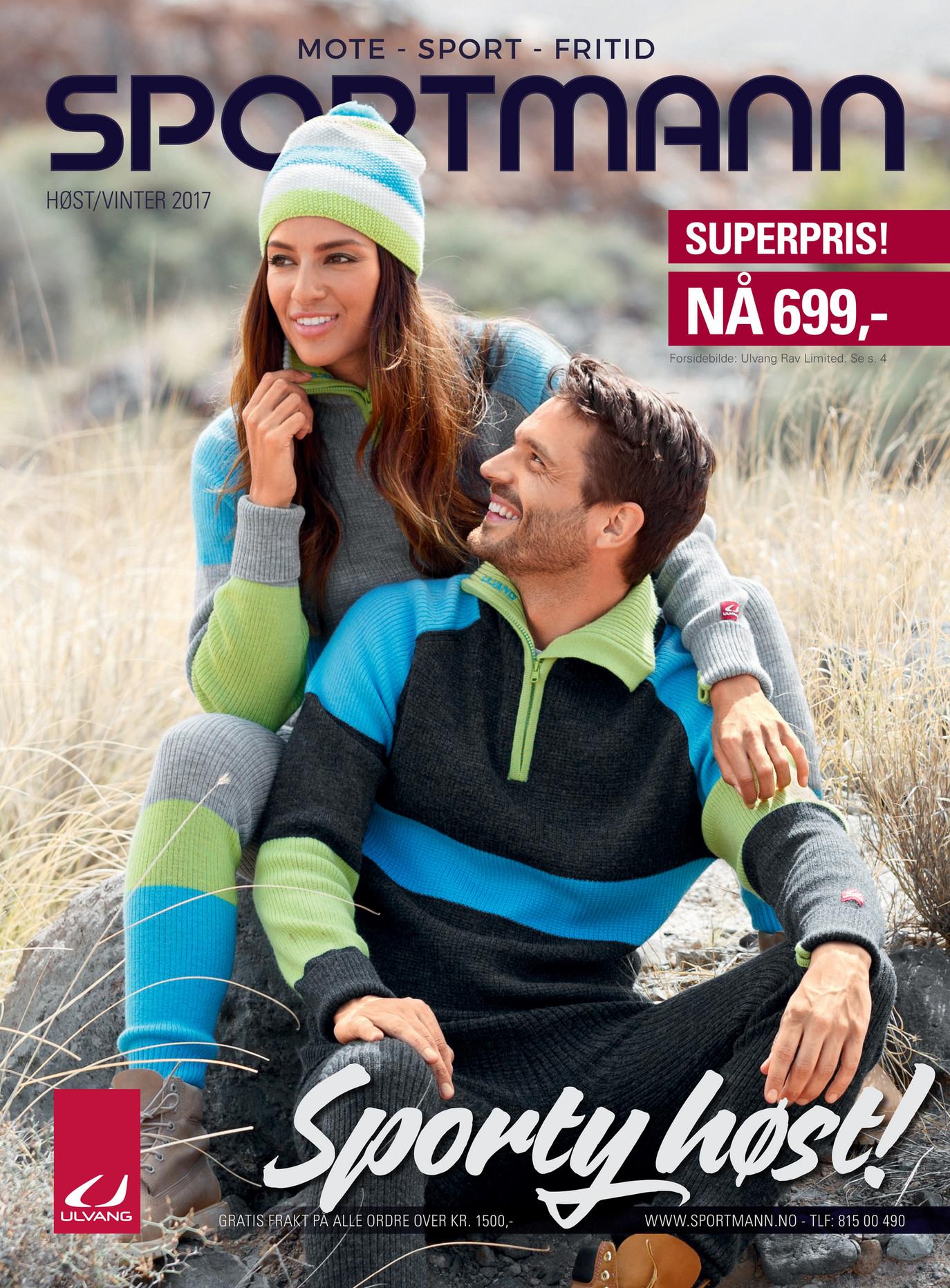 de3994ba Sportmann AS - SPM_Hostspecial_2017_B - Side 8-9