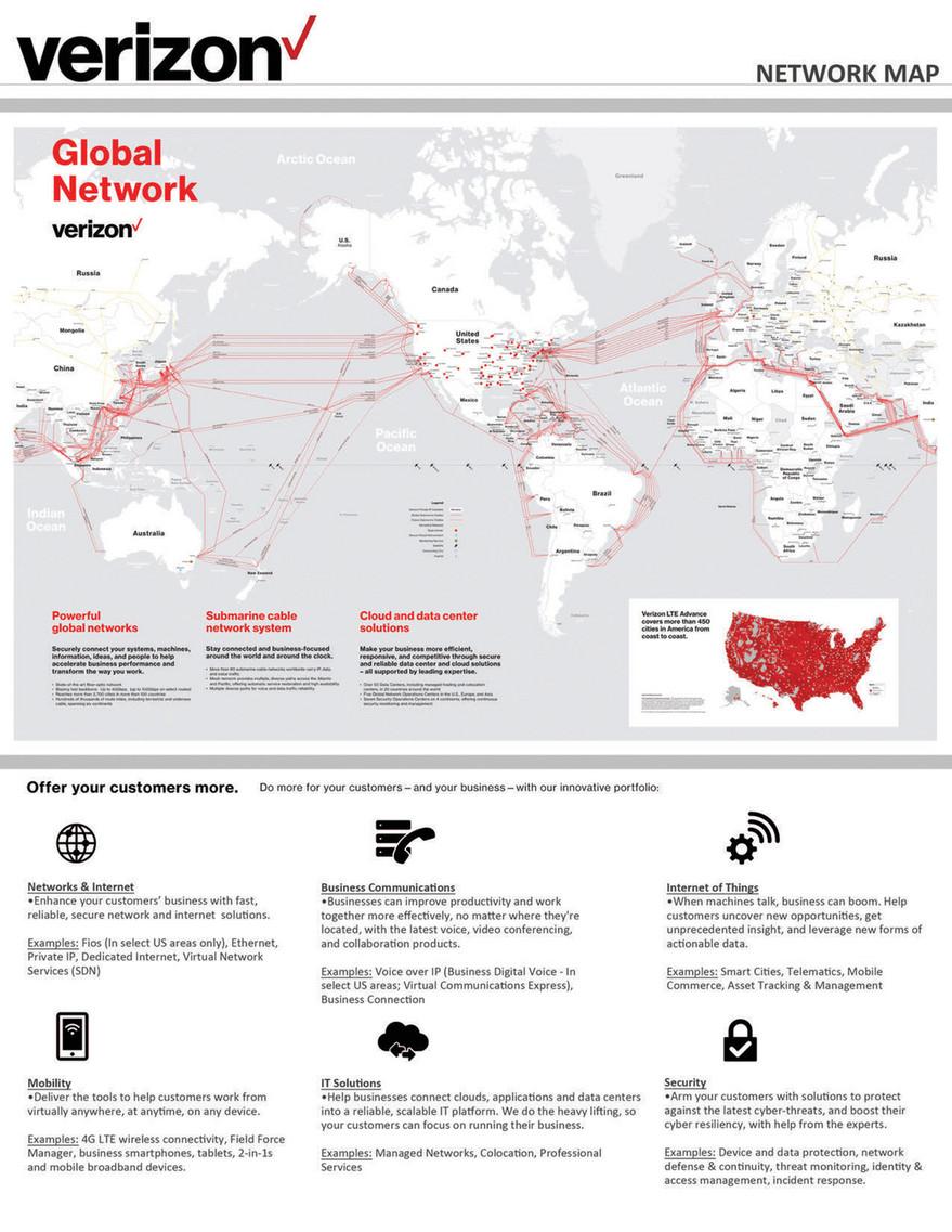 PlanetOne Communications - Verizon - Page 1 - Created with Publitas com