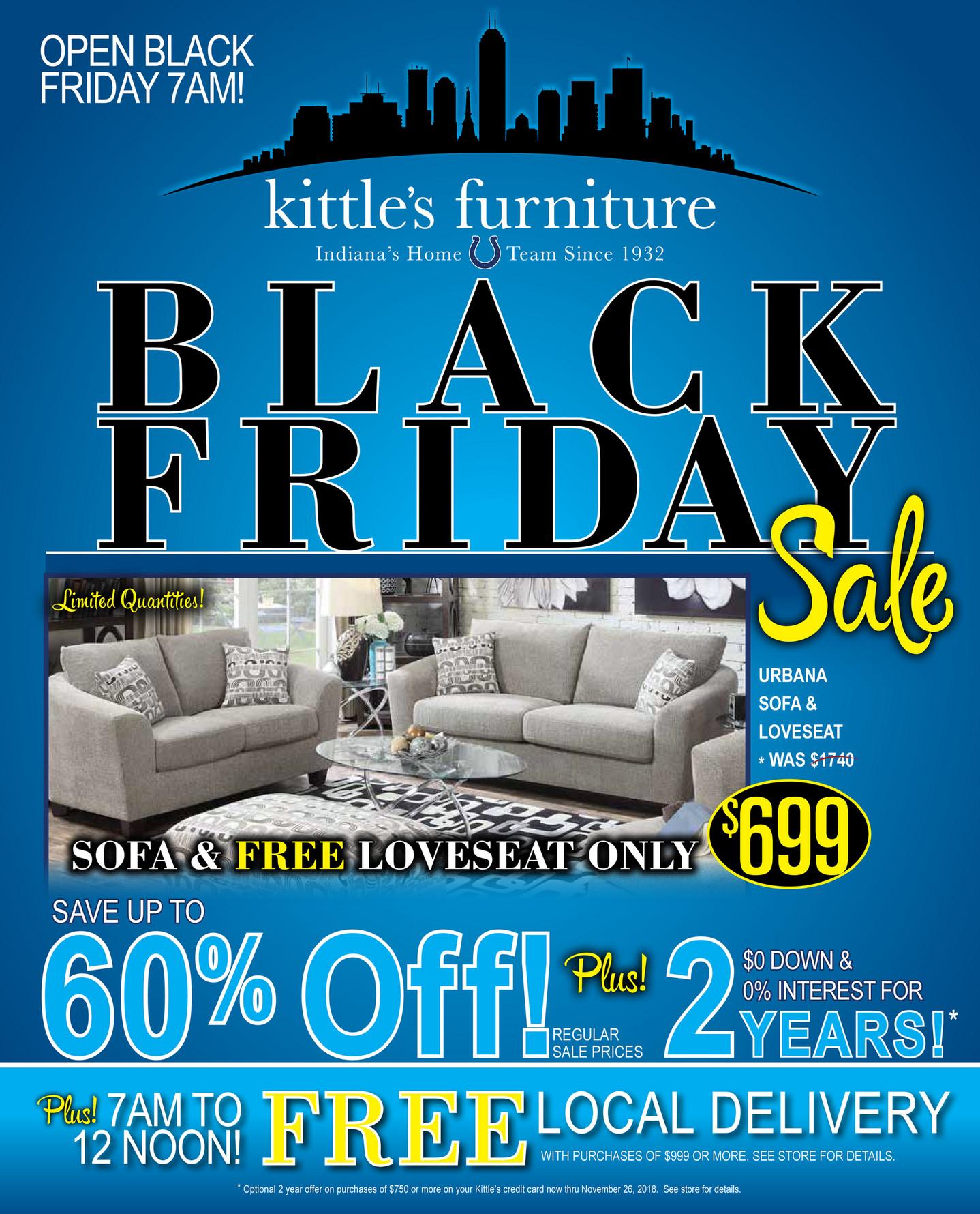 Microd Kittles Black Friday