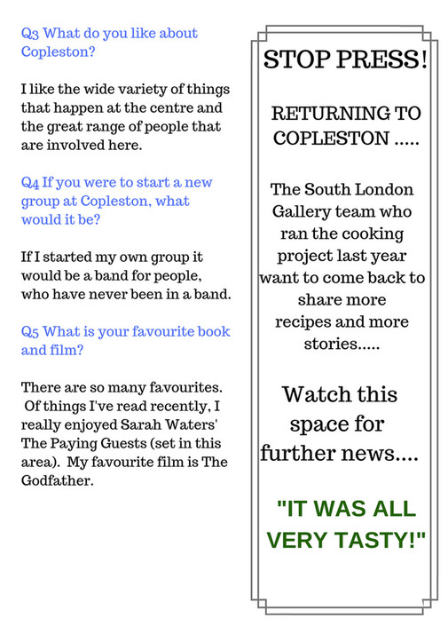 CoplestonCentre - Scoop June 2019 - Page 2-3 - Created with