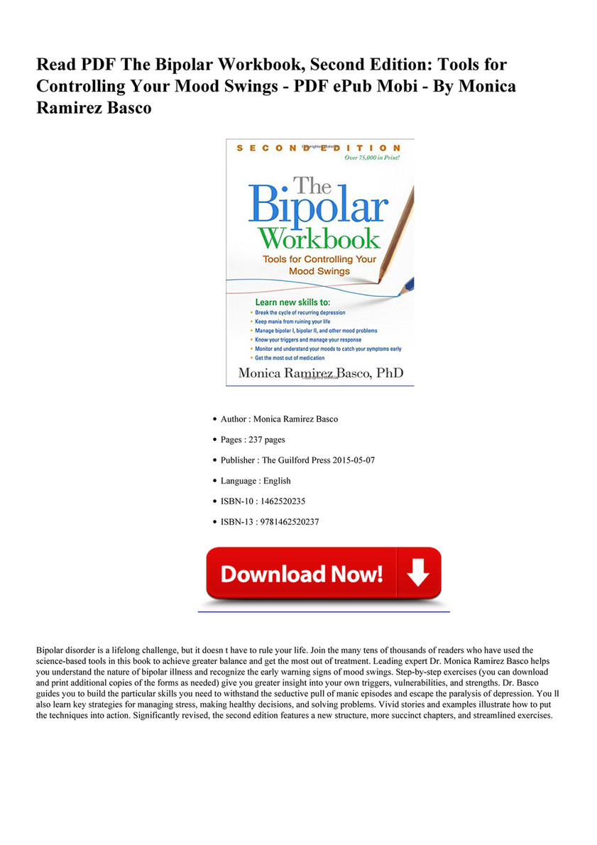 READ ONLINE - The-Bipolar-Workbook-Second- - Page 1 - Created with ...