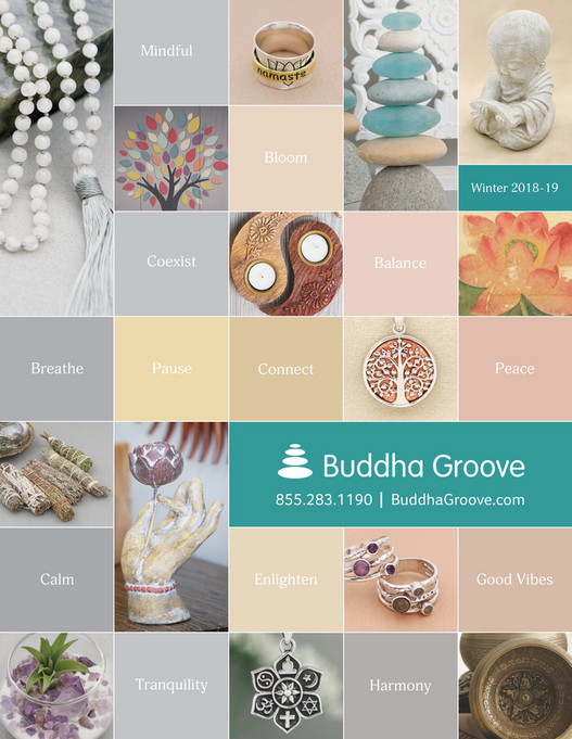 Buddha Groove - Buddha Groove - Winter 2018-2019 - Page 1