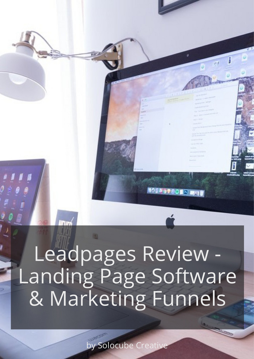 Leadpages Facebook Landing Page