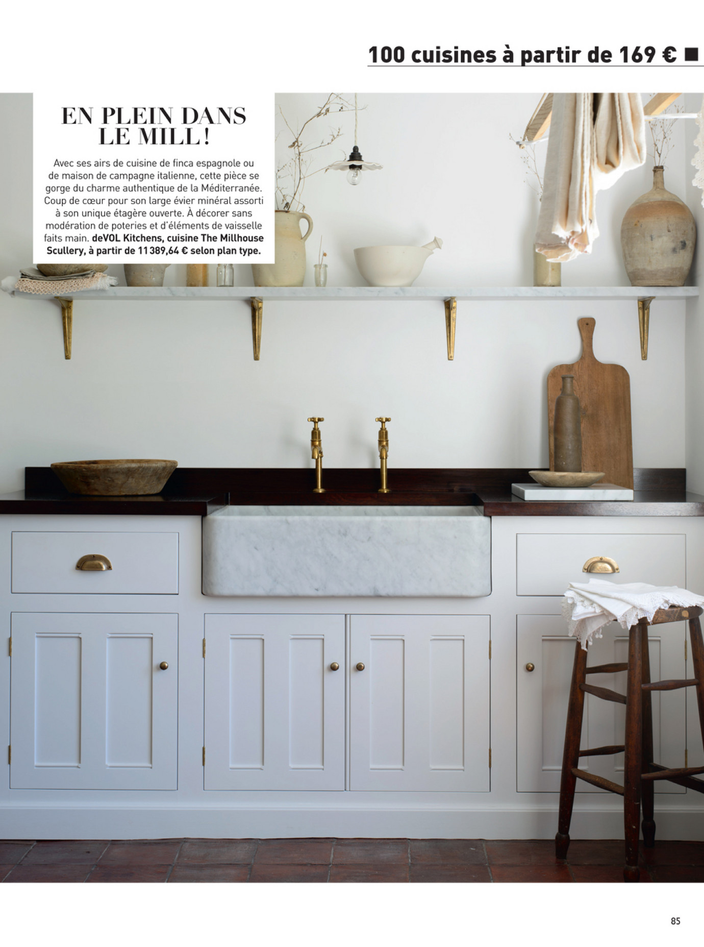 Bar Design Pour Maison devol brochures - home cuisines & bains - page 2-3