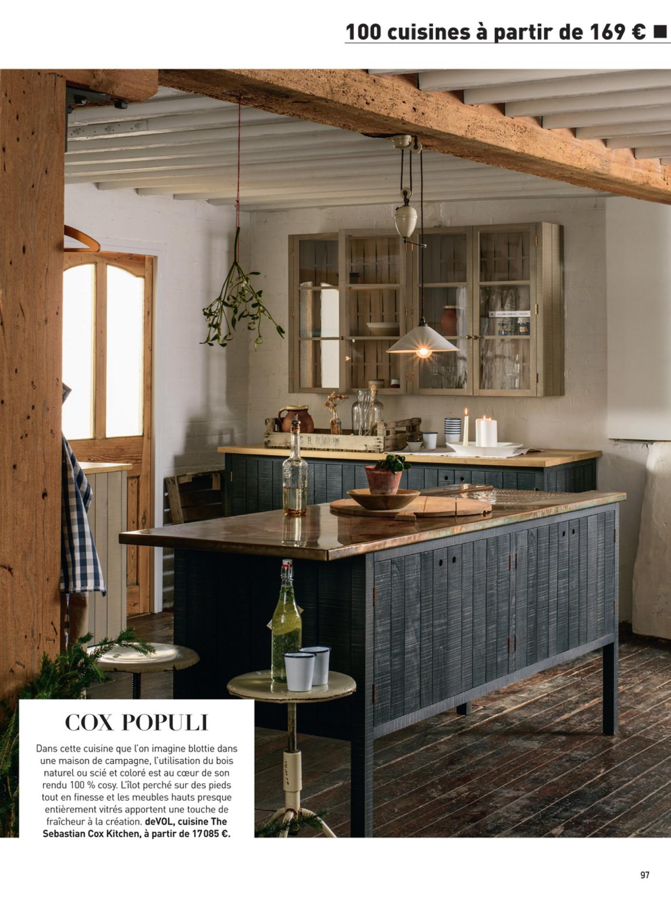 Cuisine Bois Et Metal devol brochures - home cuisines & bains - page 2-3