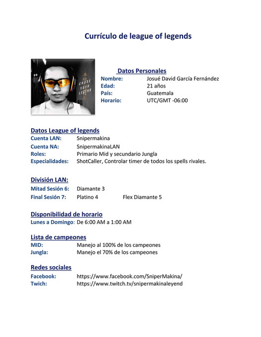 Snipermakina Cv Snipermakina Page 1 Created With Publitascom