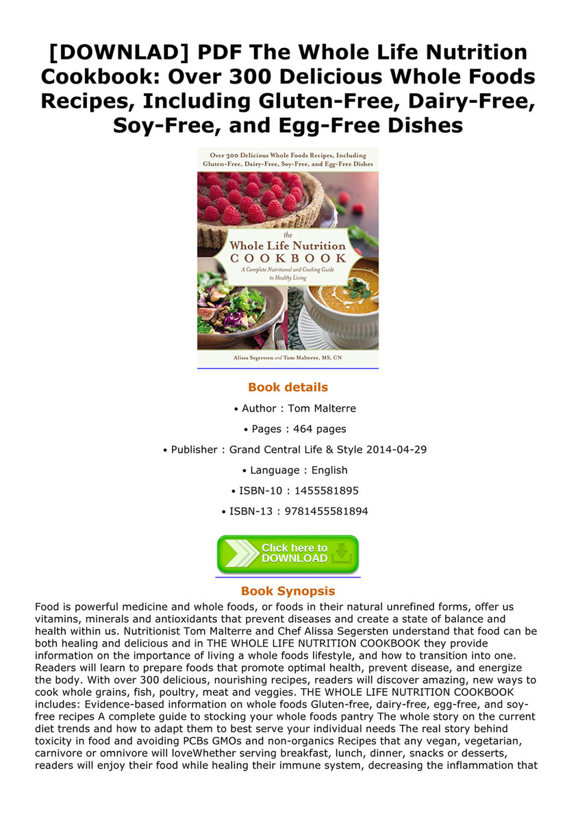 Acevedo downlad pdf the whole life nutrition cookbook over 300 downlad pdf the whole life nutrition cookbook over 300 delicious whole foods recipes forumfinder Image collections