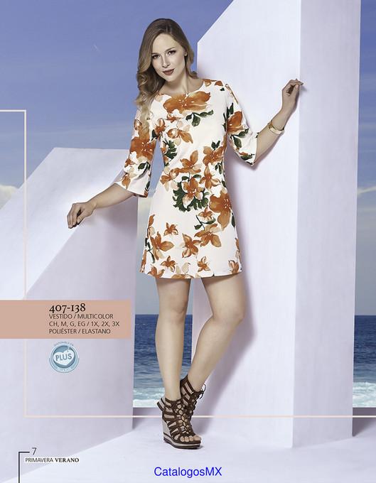 catalog - Vestidos de Mujer Verochi PV18 - Página 1 - Created with  Publitas.com 583ca3c9ef99
