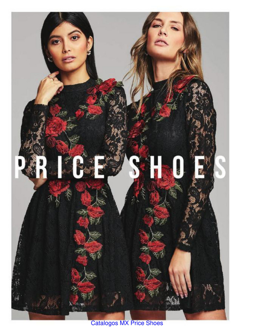 Catalog Price Shoes Vestidos Pv 2018 Página 1 Created