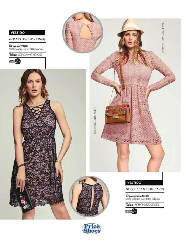 Catalog Price Shoes Vestidos Pv 2018 Página 14 15