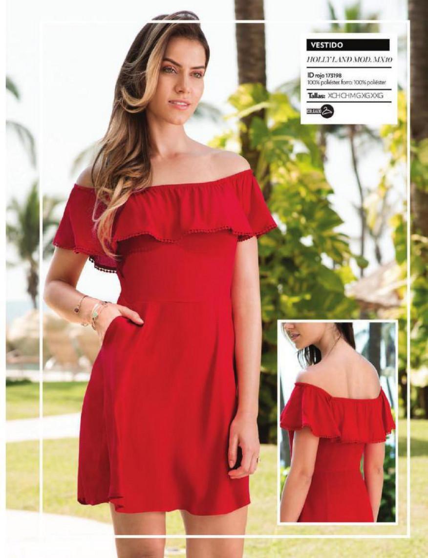 Catalog Price Shoes Vestidos Pv 2018 Página 12 13