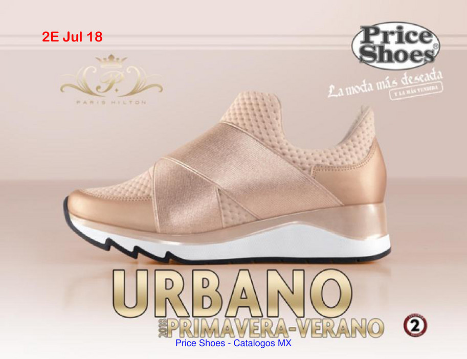 9f38726e catalog - Price Shoes Urbano PV-2018 - Página 1 - Created with ...