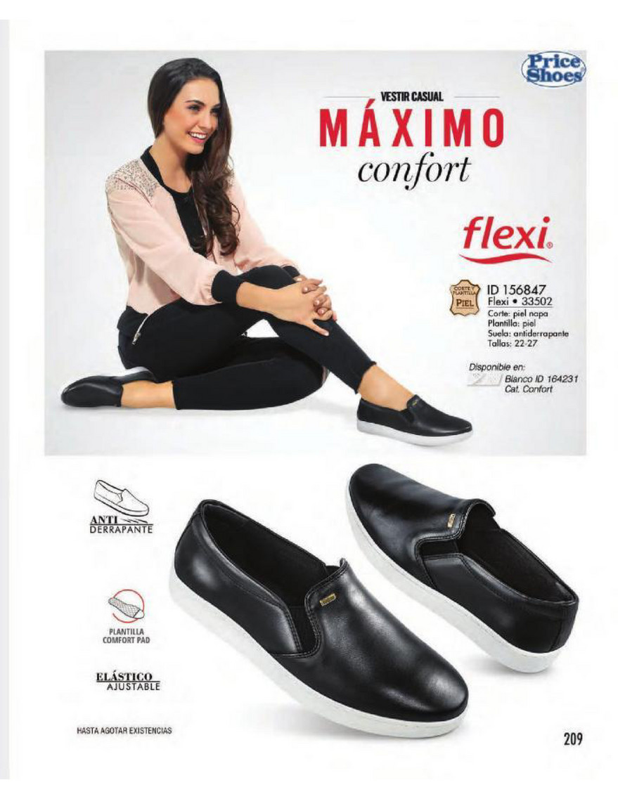 Catalog Price Shoes Vestir Casual 2018 Página 210 211