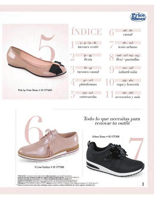 c47ea619c4 catalog - Price Shoes Vestir Casual 2018 - Página 1 - Created with  Publitas.com