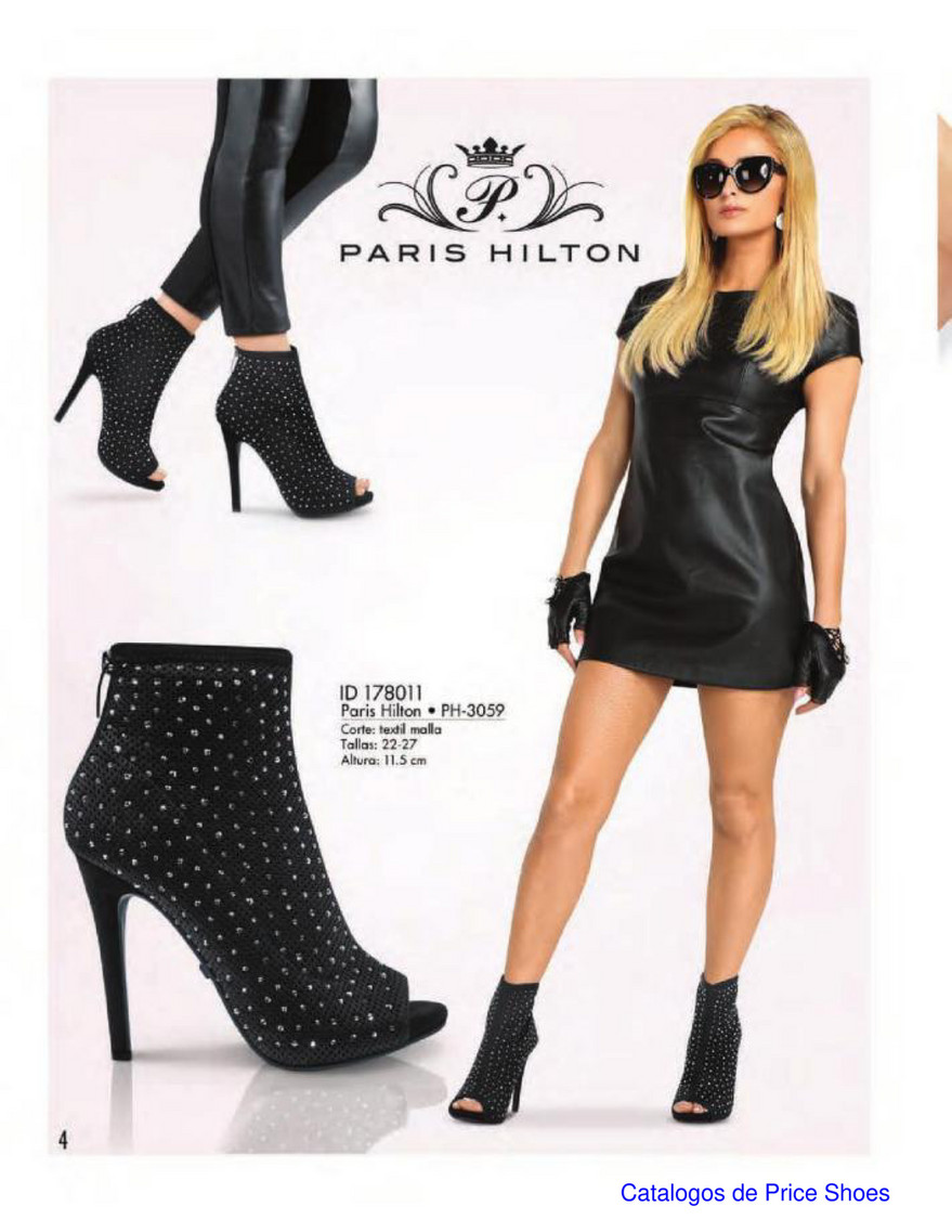 Catalog Price Shoes Vestir Casual 2018 Página 1