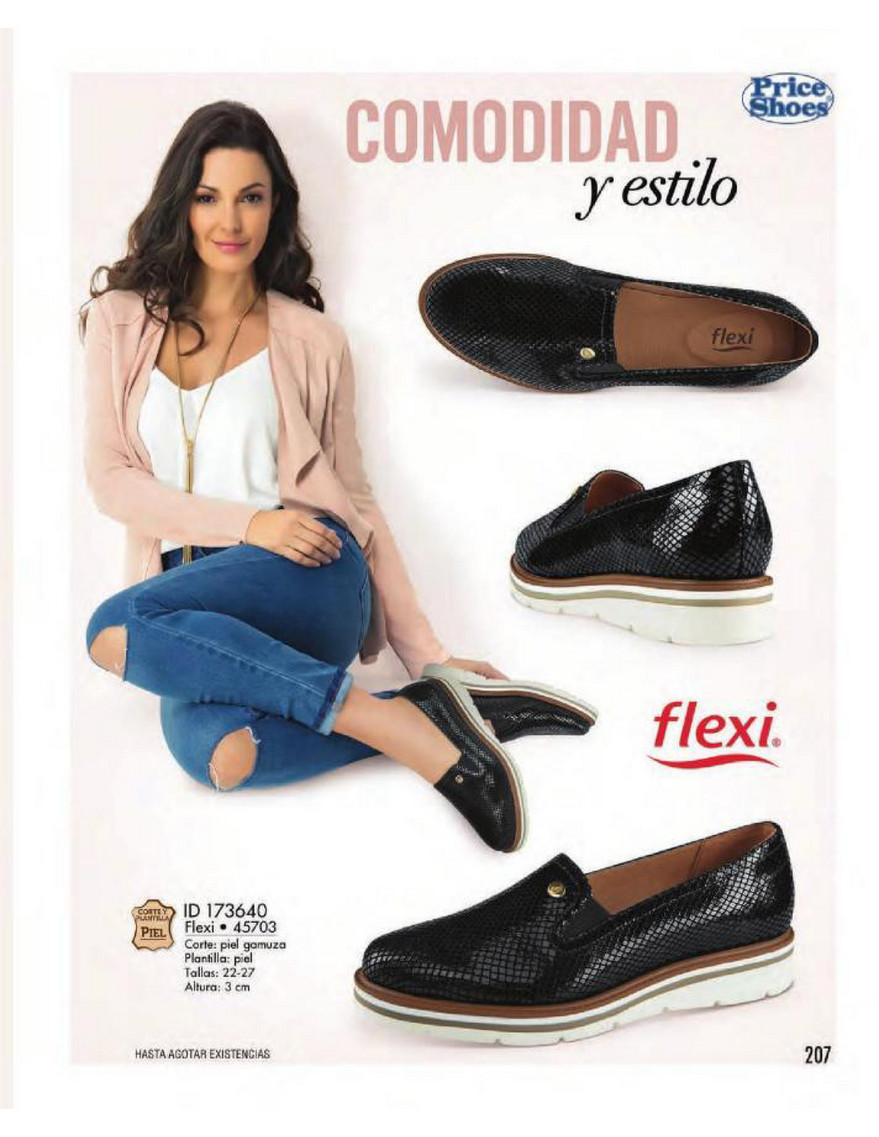 Catalog Price Shoes Vestir Casual 2018 Página 208 209