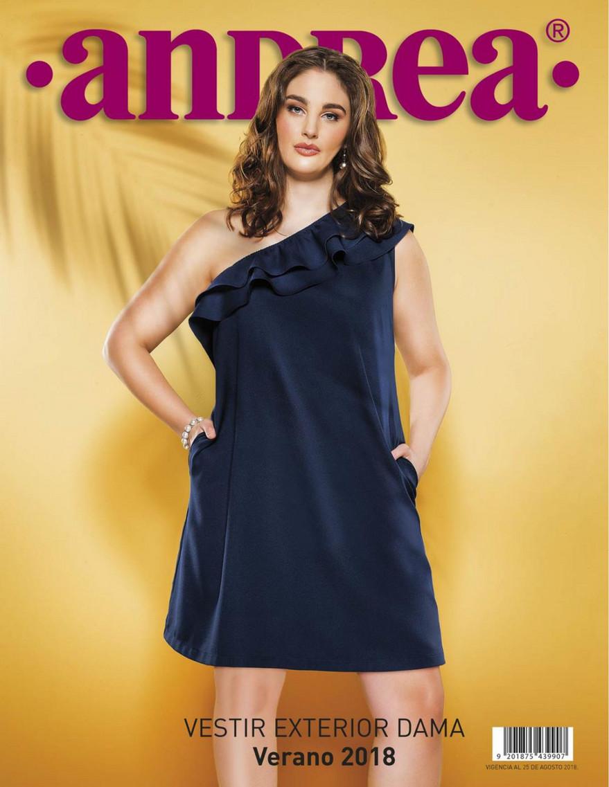 Catalog 30 Vestidos Andrea Verano 18 Página 16 17