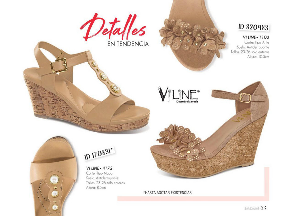 Sandalias Página Catalog Created 63 Ps With 2019 dhQCrts