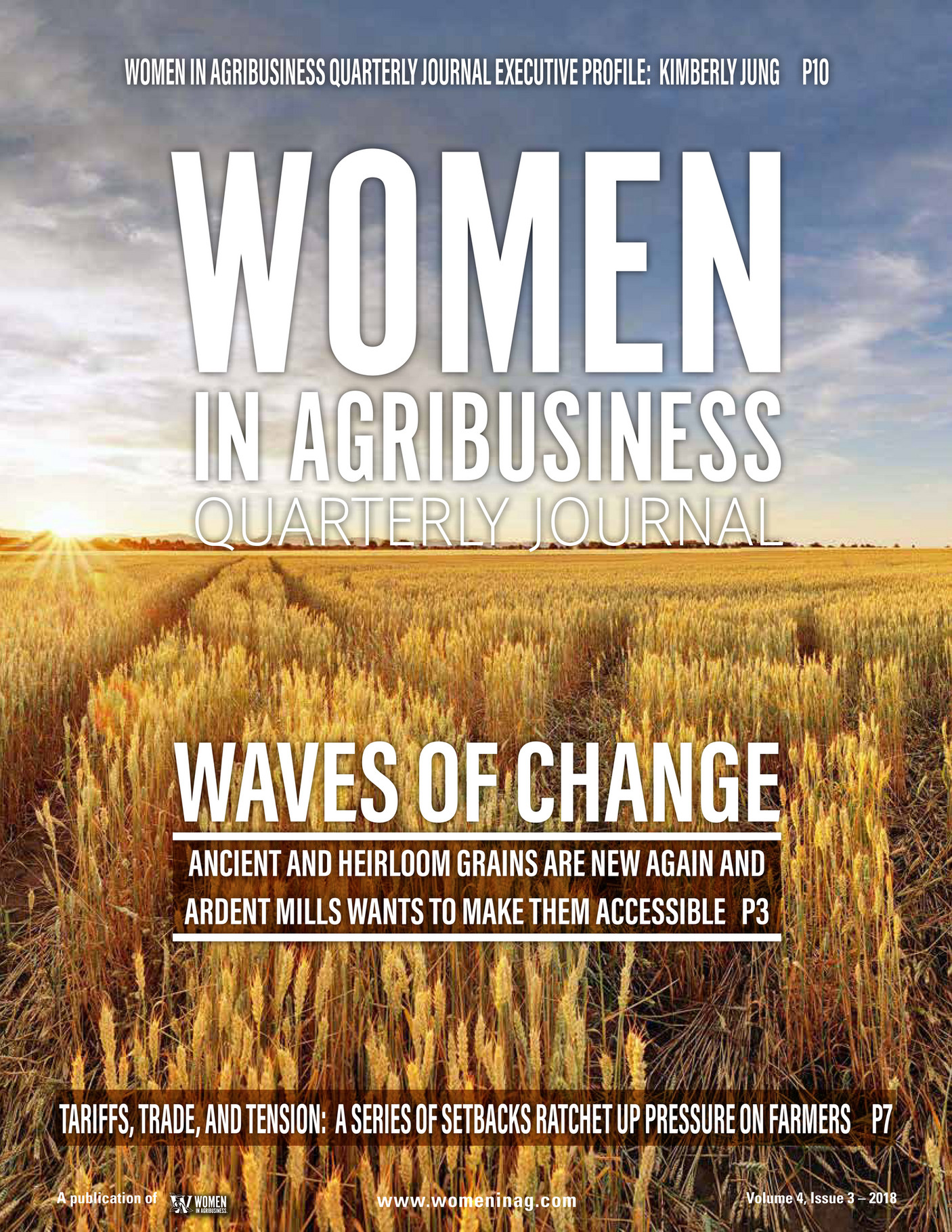 HighQuest - Women In Agribusiness Quarterly Journal - Volume