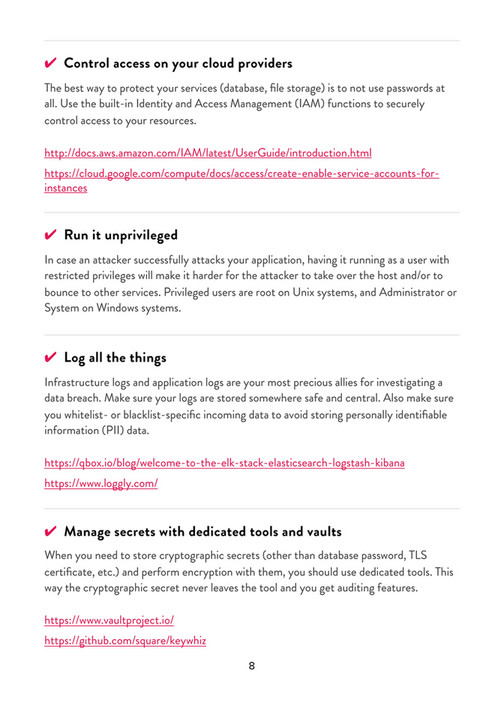 sqreen - Ruby security handbook - Page 10-11