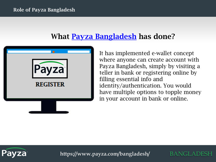 My publications - PayPal Alternative in Bangladesh for