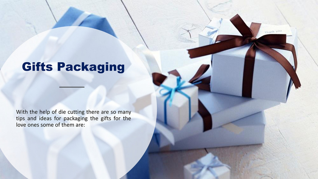 Printing art design - 10 Awesome Holiday Gift Packaging With
