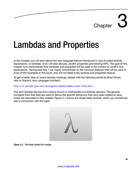 home - JavaFX 8, 2nd Edition - Page 68-69 - Created with Publitas com