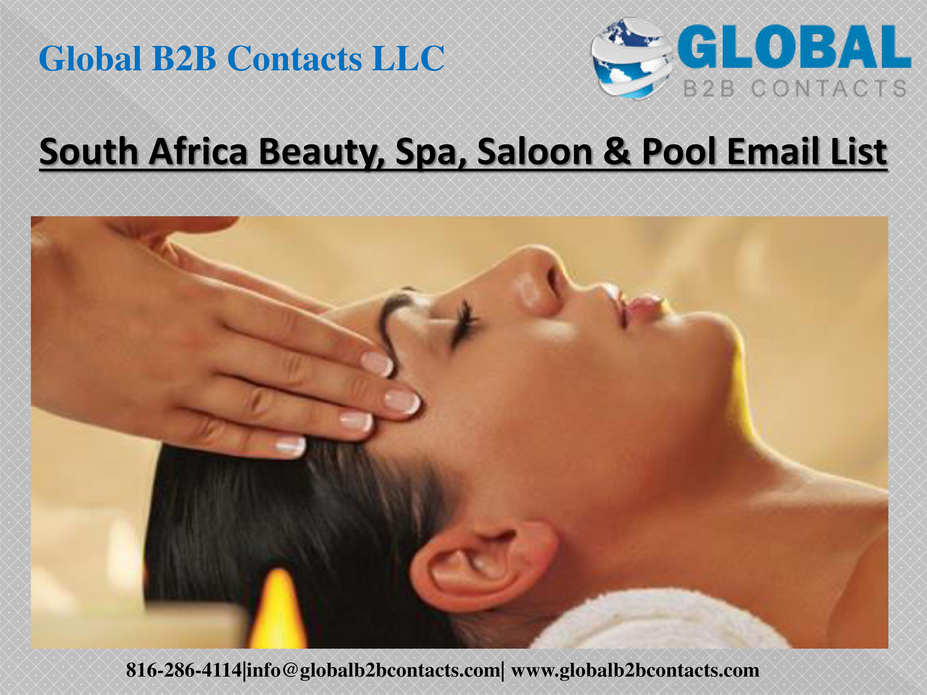 Globalb2bcontacts LLC - South Africa Beauty, Spa, Saloon
