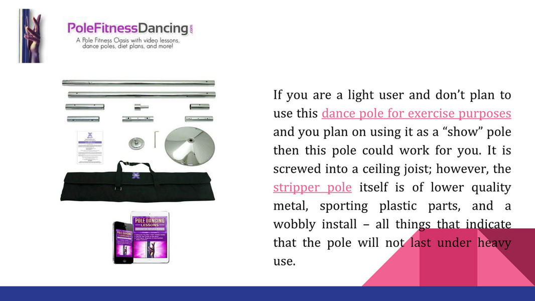 My Publications Carmen Electra Dance Pole Review Page 4