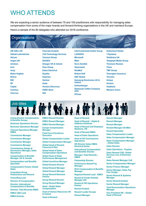 E-REWARD CO UK - sales comp delegate brochure 2019 - Page 1