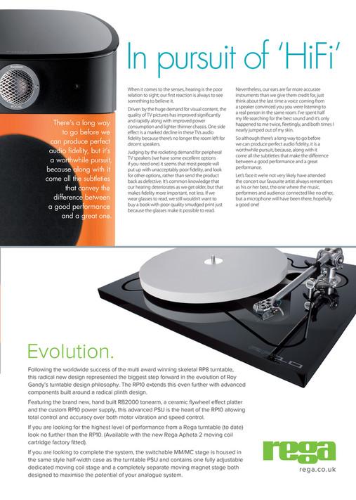 Holburn HiFi Ltd - Synergy 2016 Guide - Page 16-17