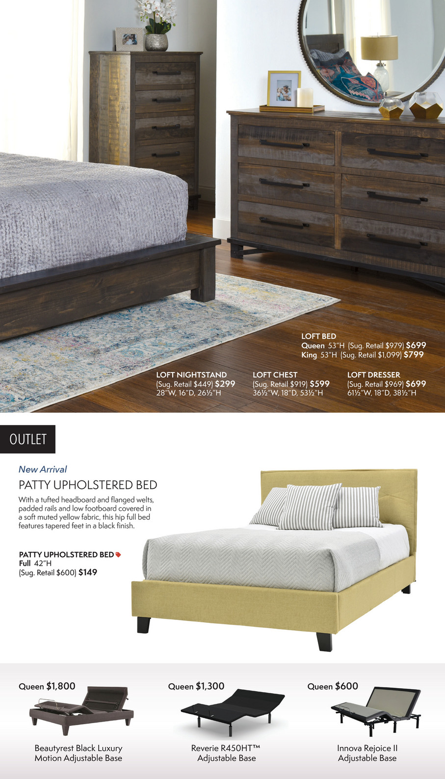 Weir S Furniture 2020 Jan Bedding For Website Page 4 5