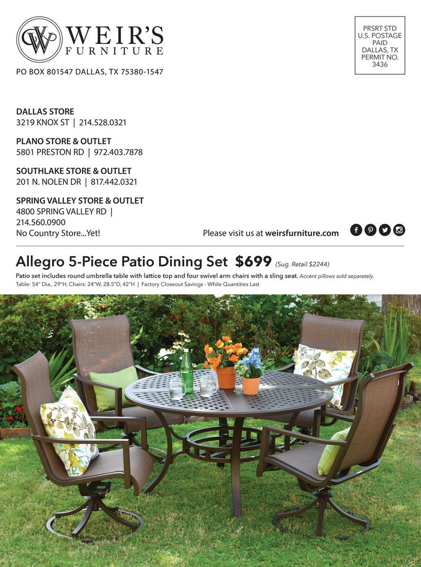 Weir S Furniture June18 Summer Refresh Page 18 19 Created